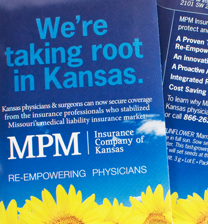 MPM Insurance Company of Kansas Trade Show Giveaway